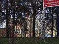 Catholic Apostolic Church through wire netting - geograph.org.uk - 352022.jpg