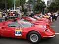 Cavalcade of Ferraris at the Liner Terminal celebrating 50 years of Ferraris in Australia (2007) - panoramio.jpg