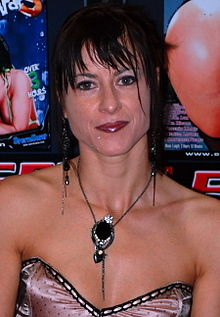Cecilia Vega at AVN Adult Entertainment Expo 2009 (1).jpg