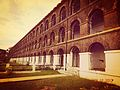 Cellular Jail screaming the valour of all the freedom fighters who sacrificed their lives here for our freedom.jpg
