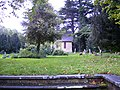 Cemetery and Chapel in the grounds at Potterspury - geograph.org.uk - 256690.jpg
