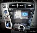 Center Console -3 - 2012 Toyota Prius V (8227769677).jpg
