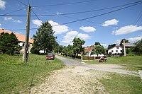 Center of Horní Smrčné, Třebíč District.jpg