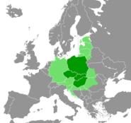 Central Europe (Lonnie R. Johnson)