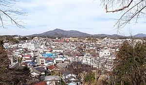 Tamura, Fukushima - Central Tamura (2015)