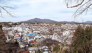 Tamura, Fukushima City in Tōhoku, Japan