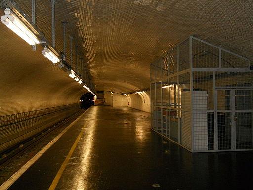 Centre de dépannage des trains de la ligne 1 du métro de Paris - JEP 2013 - Photo n° 29