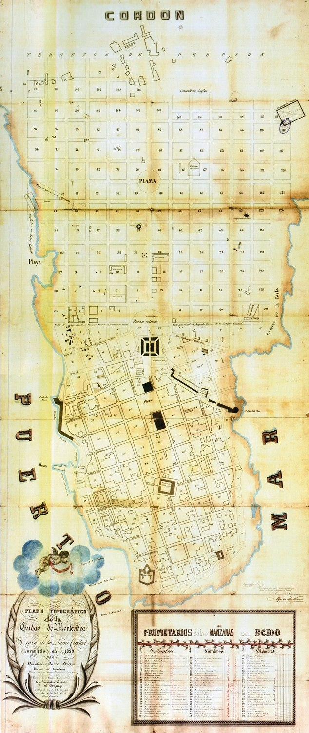 Centro-old-map