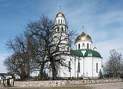 Cerkiew Narodzenia Najświętszej Maryi Panny w Gródku 2020.jpg