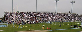 1990 USA Outdoor Track and Field Championships - Falcon Stadium hosted the 1990 competition