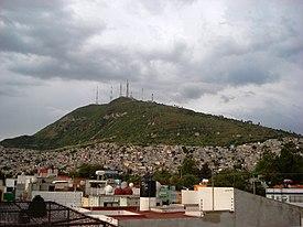 Cerro Del Chiquihuite Wikipedia La Enciclopedia Libre
