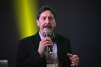 Robert Cervero - Image: Cervero Fortaleza March 2018