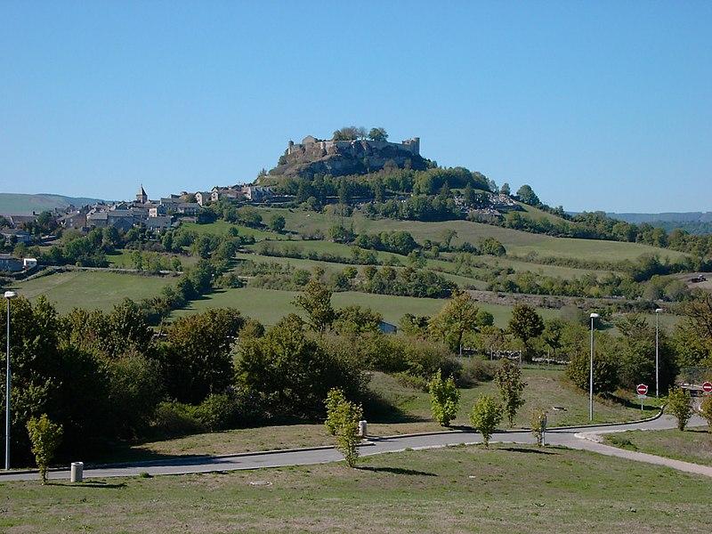 Château de Séverac