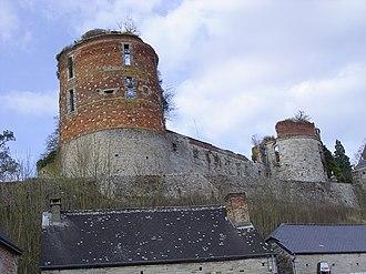 Château de Hierges - Image: Château hierges 004