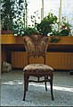 Chair from either Tassel house or the castle of La Hulpe.jpg