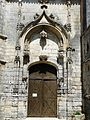 Champagnac-de-Belair église portail.JPG
