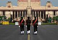 Change of guard at Rashtrapati Bhavan.jpg