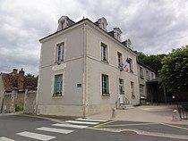 Chargé (Indre-et-Loire) Mairie.JPG