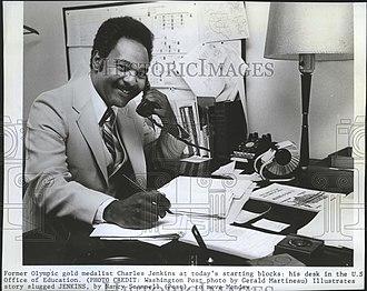 Charles Jenkins Sr. - Image: Charles Jenkins Sr 1977