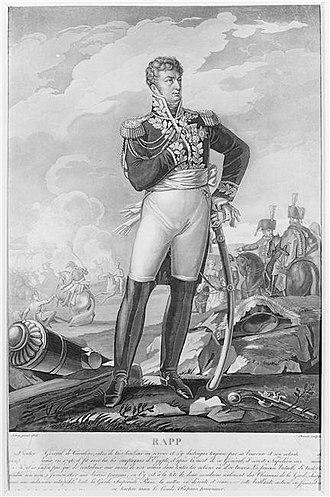 Jean Rapp - Image: Charon (d'après le portrait d'Aubry) Rapp (1772 1821)