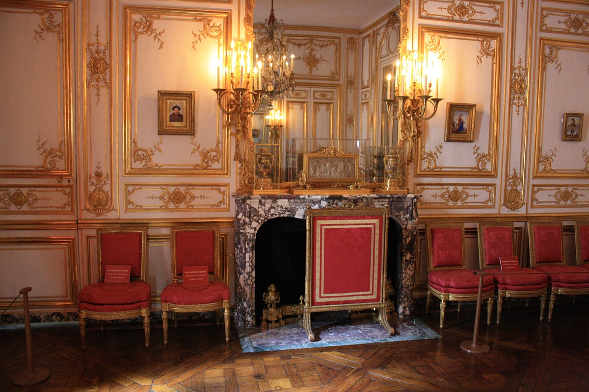 petit appartement du roi wikipedia. Black Bedroom Furniture Sets. Home Design Ideas