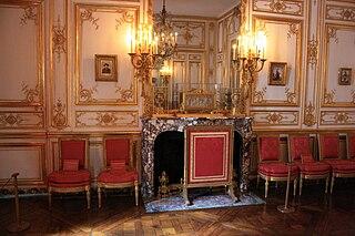 <i>Petit appartement du roi</i>