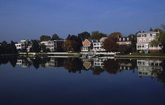 Chestertown, Maryland - Chestertown's historic waterfront