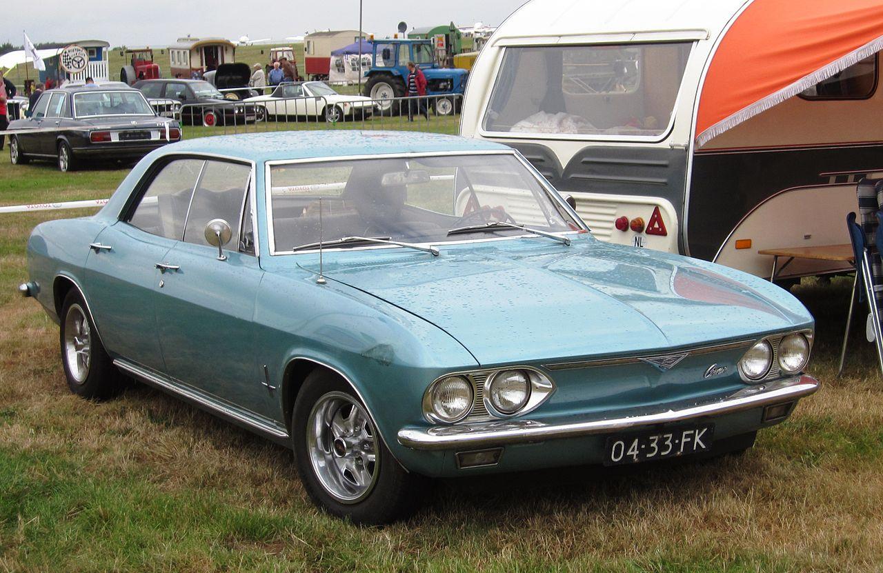 Datei Chevrolet Corvair Sedan Second Generation Ca 1966 Jpg  U2013 Wikipedia
