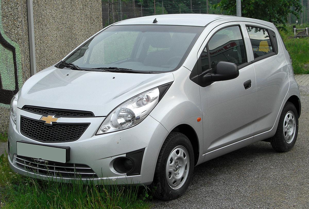 Chevrolet Spark Wikipedia