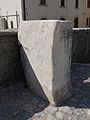 Chiesa di San Panfilo, Tornimparte - seconda stele, retro, 2.jpg