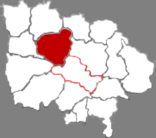 Pu County County in Shanxi, Peoples Republic of China