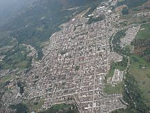 Chinchina from plane.jpg