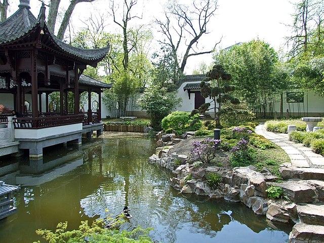 file:chinesischer-garten-ffm020 - wikimedia commons, Garten ideen