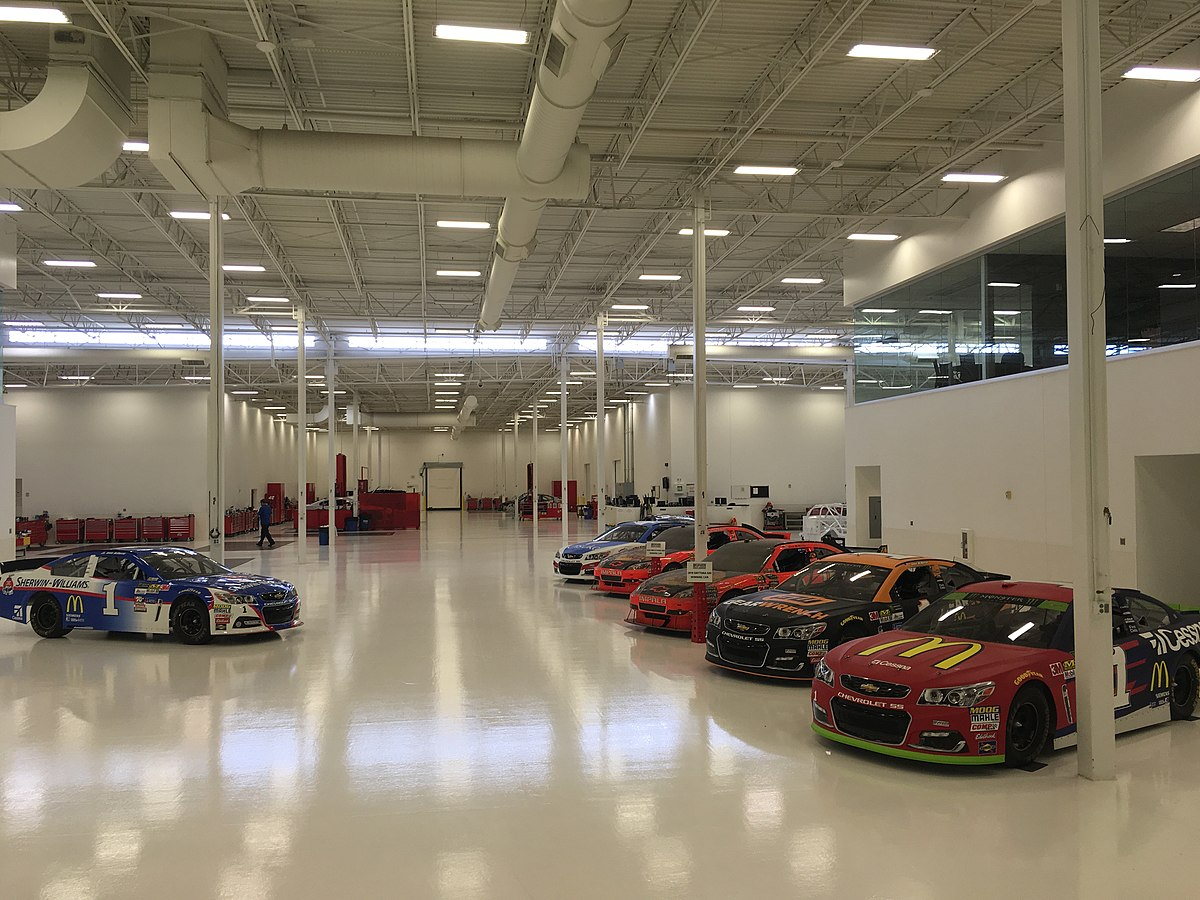 Chip Ganassi Racing (NASCAR) - Wikipedia
