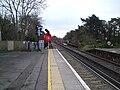 Chislehurst station slow look south3.JPG