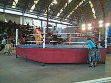 Cholitas fight it out in the arena (February 2014) 2014-02-16 19-28.jpg