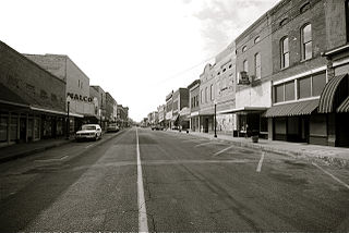 Helena, Arkansas City in Arkansas, United States