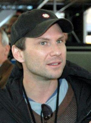 Christian Slater in 2004