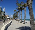 Christmas at the beach - Noël sur la plage, Hollywood Beach, Florida - panoramio.jpg