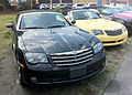 Chrysler Crossfire roadster black and second yellow NC.jpg
