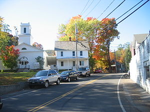 Bolton Landing, New York - Image: Church in Bolton Landing NY