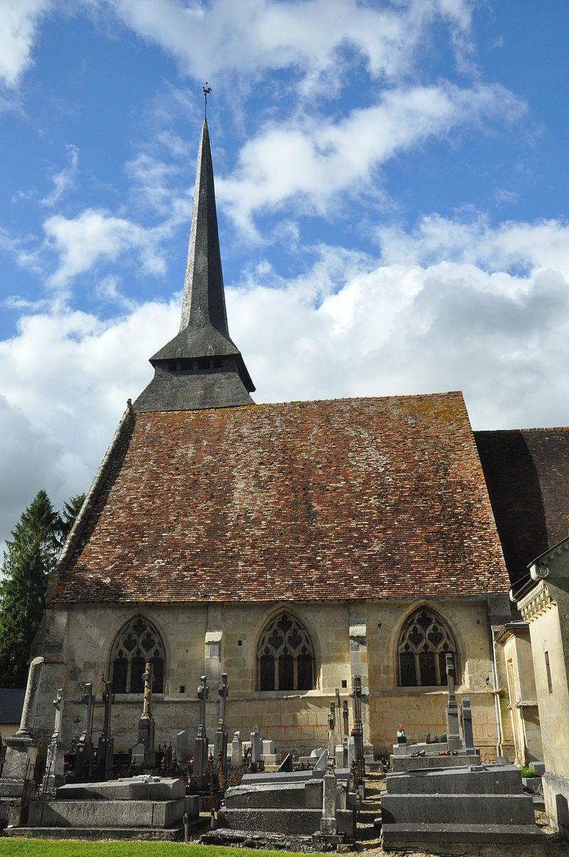 Église de Manerbe.