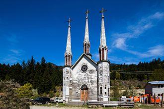 Church of the Holy Cross (Skatin) - Image: Church of the Holy Cross Skatin