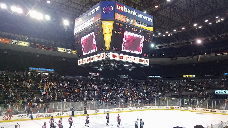 Cincinnati Cyclones Game - US Bank Arena