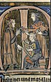 Citole and harp from School of Mont-Saint Michel MS 222.jpg
