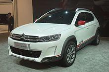 Citroën C-XR Concept 02 Auto China 2014-04-23.jpg