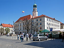 City Hall in Oleśnica 01 (js).jpg