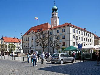 Oleśnica - Town hall