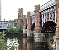City Union Bridge, River Clyde, Glasgow.jpg