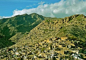 Aqrah - Image: City of Akre
